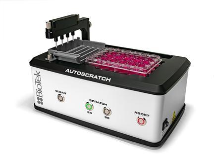 AutoScratch スクラッチアッセイ用サンプル調製装置