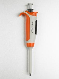 Corning ラムダ エリートタッチ シングルチャンネルピペッター 20-200 µL