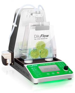 DiluFlow Elite double pump 1Kg