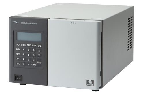電気化学検出器ED743 銀フローセル付