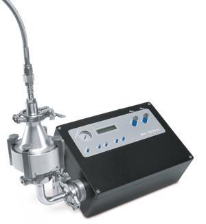空中浮遊菌測定機器 エアーサンプラーMAS-100 CG(TM) Ex