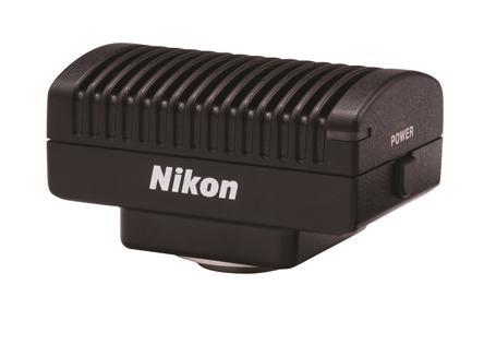 顕微鏡用デジタルカメラ DS-Fi3