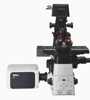 共焦点レーザー顕微鏡システム AX/AX R