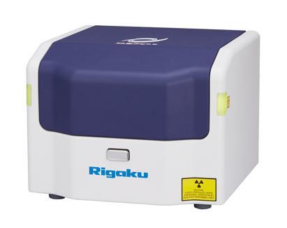 エネルギー分散型蛍光X線分析装置 NEX DE