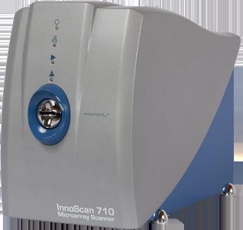 蛍光マイクロアレイスキャナー InnoScan 710