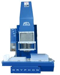 タンパク質結晶化用自動分注装置 Crystal Gryphon