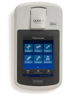 Qubit 4 Fluorometer