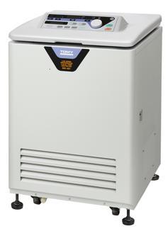 多本架恒温遠心機 NIX-521