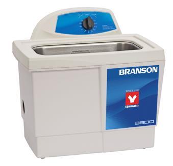 ブランソン卓上超音波洗浄器 Bransonic® M3800-J