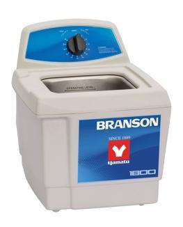 ブランソン卓上超音波洗浄器 Bransonic® M1800-J