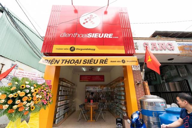 Được lòng khách hàng nhờ bán hàng chính hãng giá rẻ, Điện Thoại Siêu Rẻ sắp mở thêm 15 cửa hàng, kinhtethoidai.vn