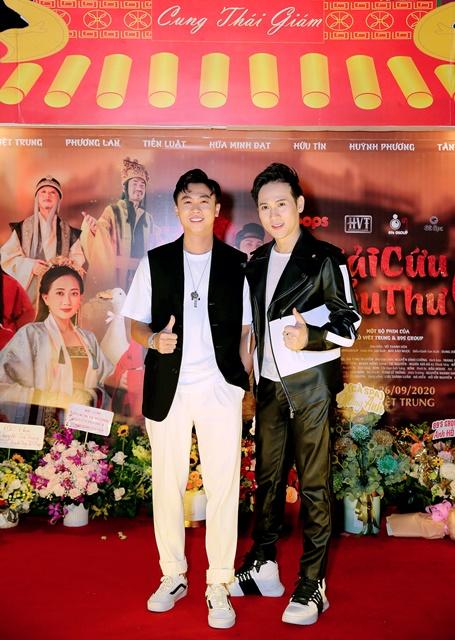 Ca sĩ Hồ Việt Trung bật mí lí do bán đất làm phim ca nhạc hài cổ trang Giải Cứu Tiểu Thư phần 6, kinhtethoidai, kinh te thoi dai, kinhtethoidai.vn, kinh tế thời đại