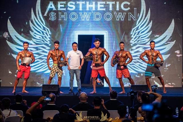 Toàn cảnh Đại hội thể thao Aesthetic Showdown quy mô quốc tế tổ chức lần đầu tiên tại Việt Nam, kinhtethoidai, kinhtethoidai.vn, kinh tế thời đại, kinh te thoi dai