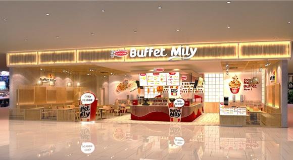 Nhà hàng mì ly tự chọn đầu tiên của Acecook Việt Nam sẽ được đặt tại hải Phòng, kinhtethoidai, kinhtethoidai.vn, kinh tế thời đại, kinh te thoi dai