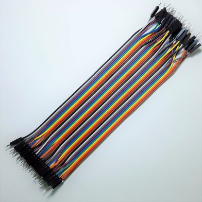 Dupont Breadboard cables - pins