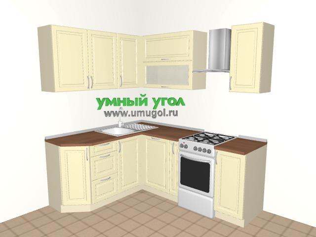 Хрущевка: кухня для четырехкомнатной квартиры