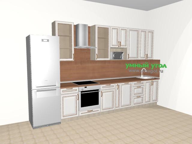 137 серия домов: кухня классика для трешки