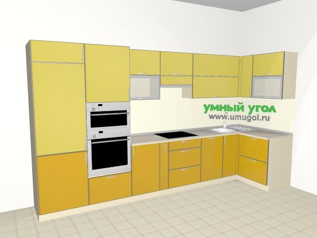 137 серия домов: современная кухня для трешки