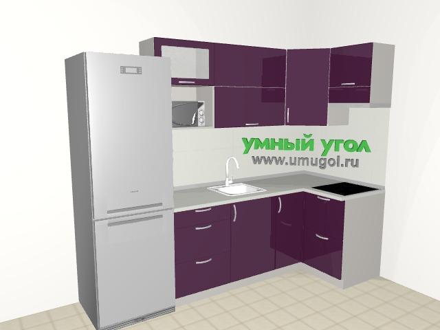 Кухонный гарнитур в квартиру-студию