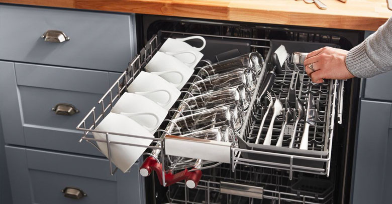 Why Kitchenaid Dishwasher Not Washing