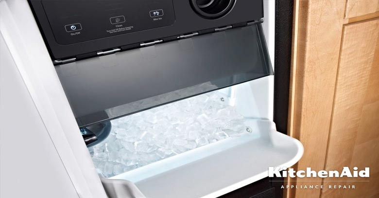 What Makes Kitchenaid Ice Maker Not Filling With Water | Kitchenaid Appliance Repair Professionals
