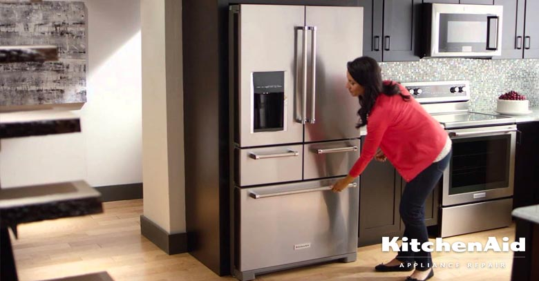 When Kitchenaid Fridge Not Making Ice   Kitchenaid Appliance Repair