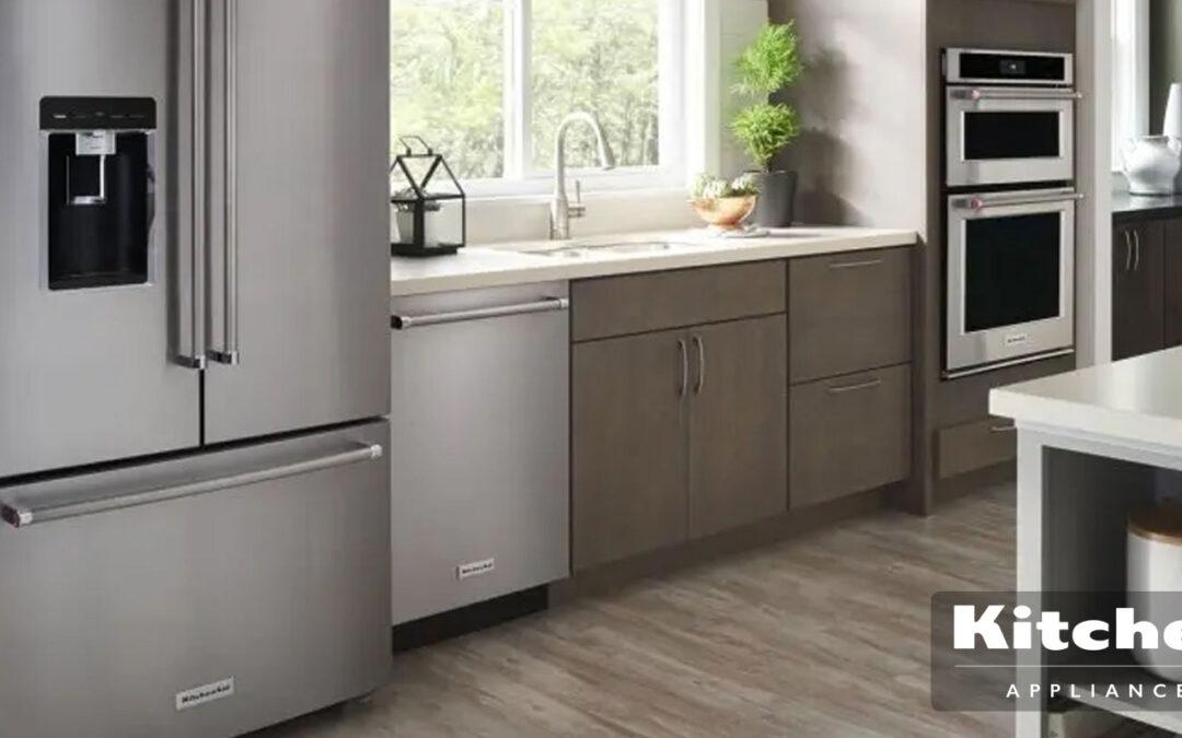 Common Types of KitchenAid Refrigerator Noise
