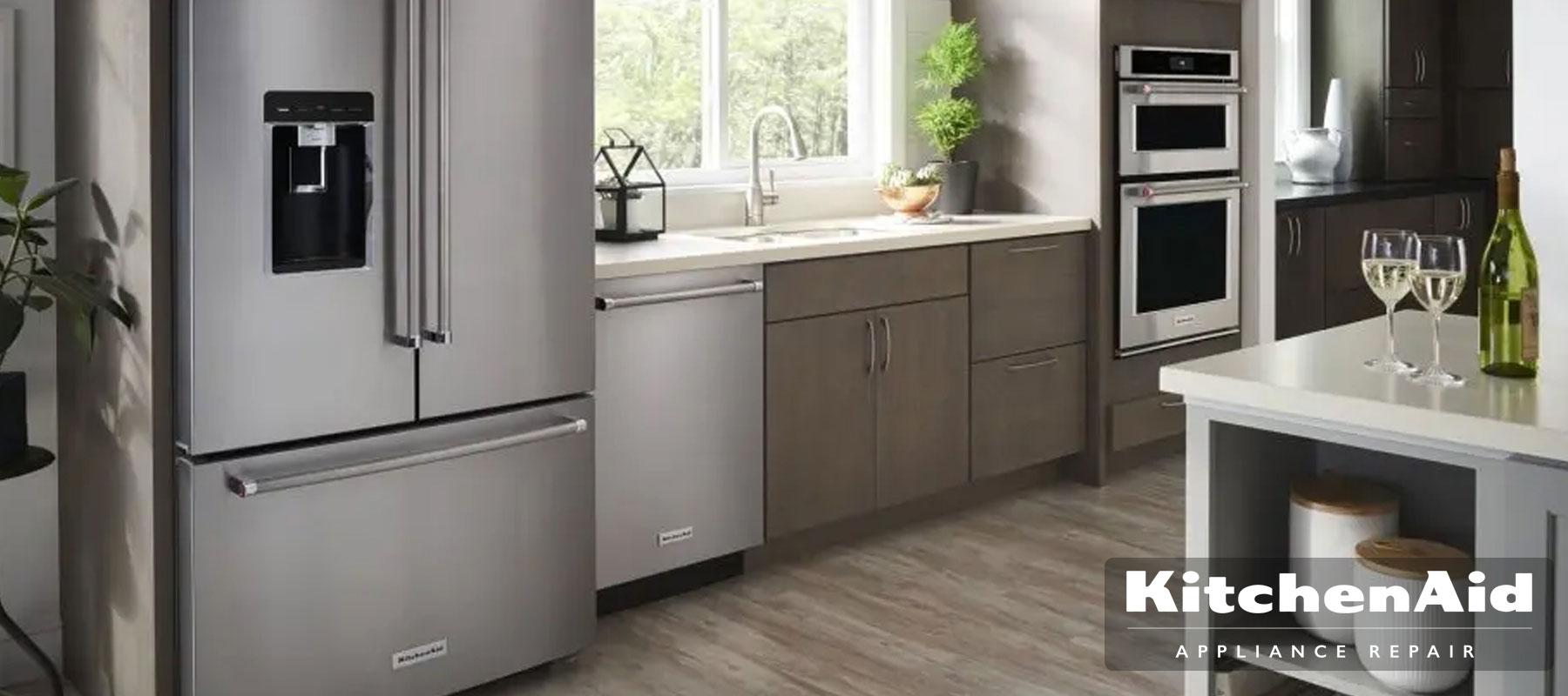 Common Types of KitchenAid Refrigerator Noise | KitchenAid Appliance Repair Professionals