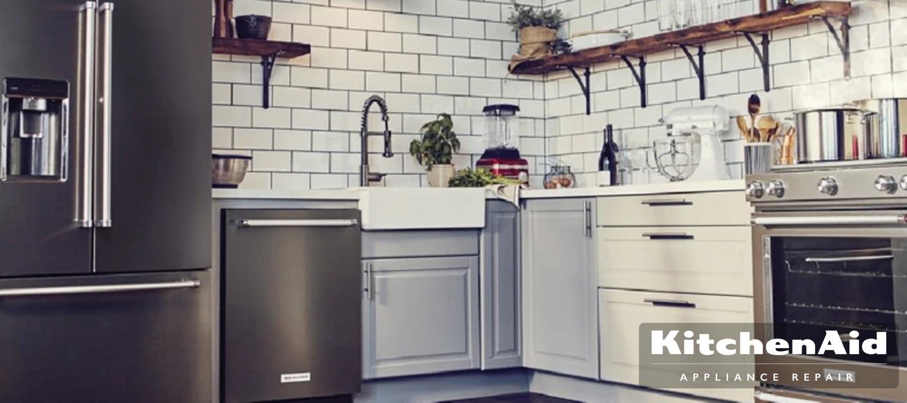 Quality Kitchenaid Authorized Repair Service | KitchenAid Appliance Repair Professionals