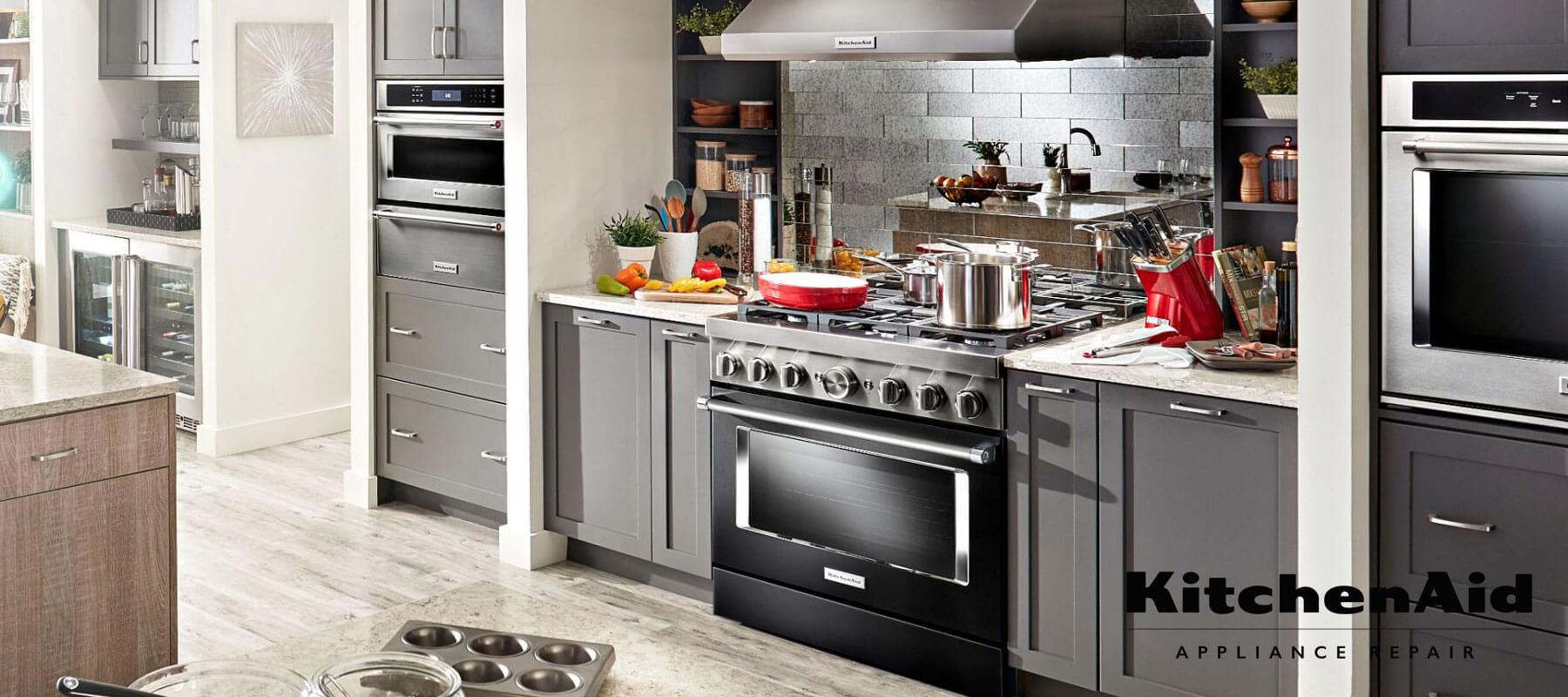 The Most In-Demand KitchenAid Appliance Repair Services | KitchenAid Appliance Repair Professionals