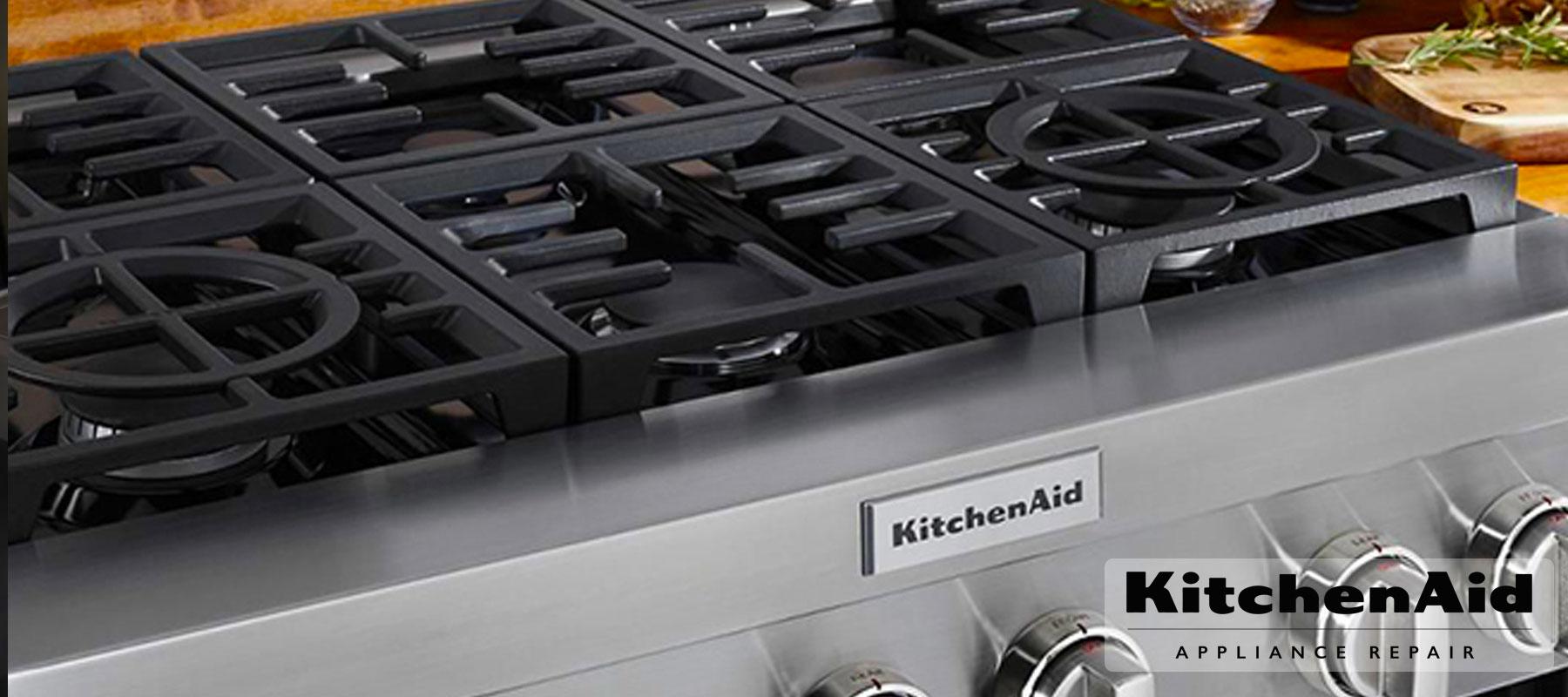 Troubleshooting KitchenAid Range Tops   Kitchenaid Appliance Repair Pros