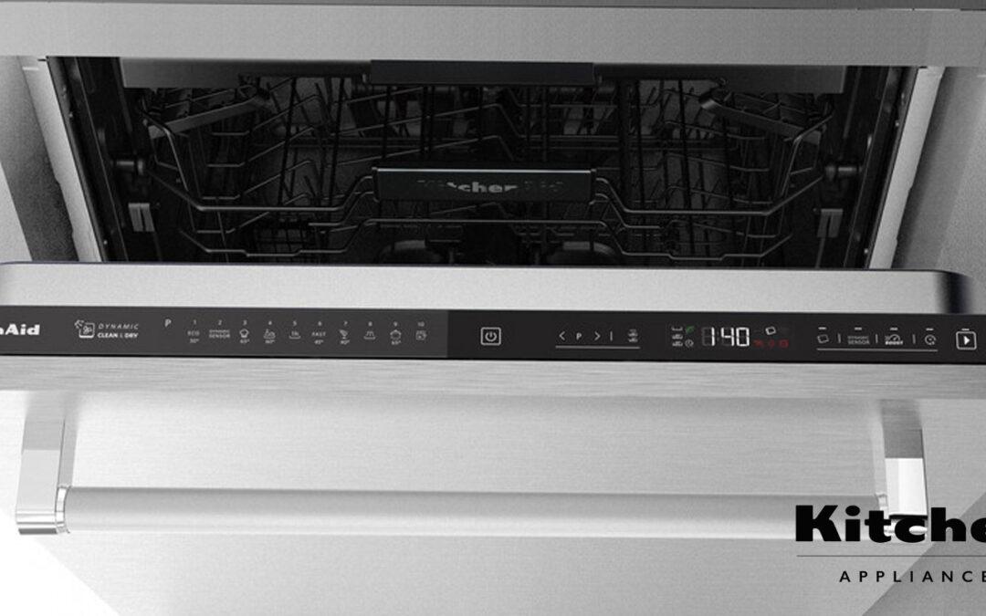 When To Have KitchenAid Dishwasher Repair Done