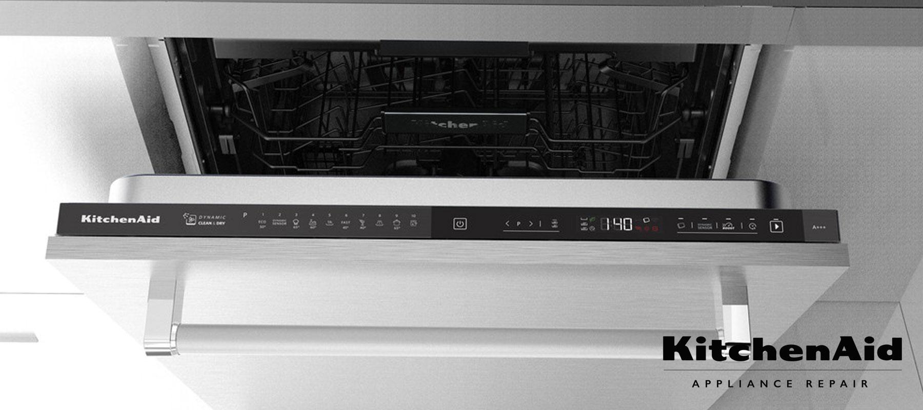 When To Have KitchenAid Dishwasher Repair Done | KitchenAid Appliance Repair Professionals