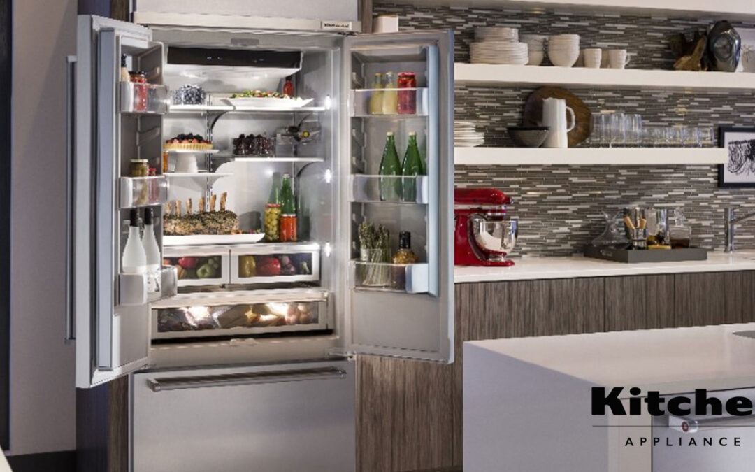 Practical Ways How to Reset Kitchenaid Refrigerator Control Panel