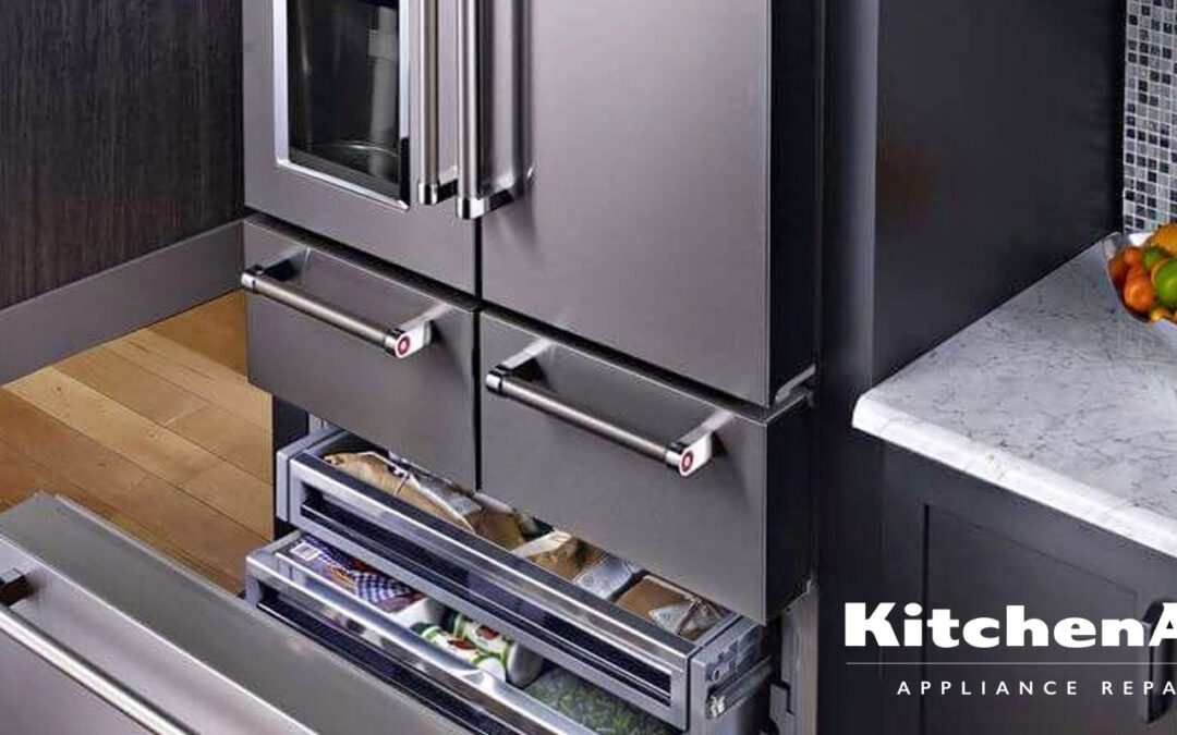 The Safest Ways How to Remove Ice Maker from Kitchenaid French Door Refrigerator