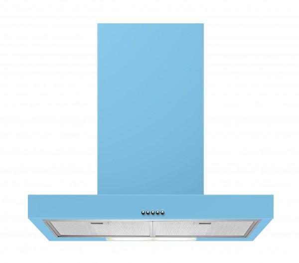 MONTPELLIER CHT991PB PASTEL BLUE T-SHAPED COOKER HOOD image