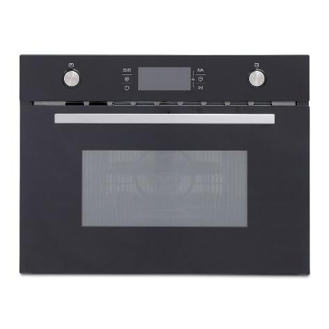 MONTPELLIER MWBIC74B BLACK BUILT IN COMBINATION FITTED MICROWAVE image