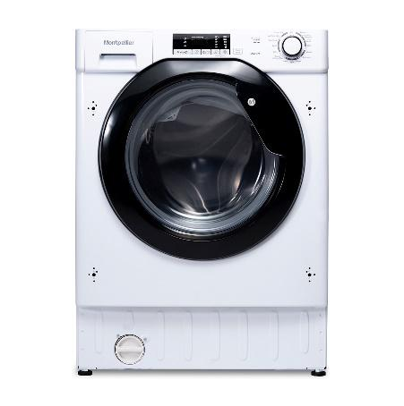 MONTPELLIER MIWD75 NTEGRATED FITTED 7.5KG / 5KG WASHER DRYER  image