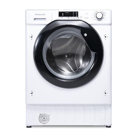 Montpellier MIWM84 8KG 1400 INTEGRATED FITTED WASHING MACHINE image