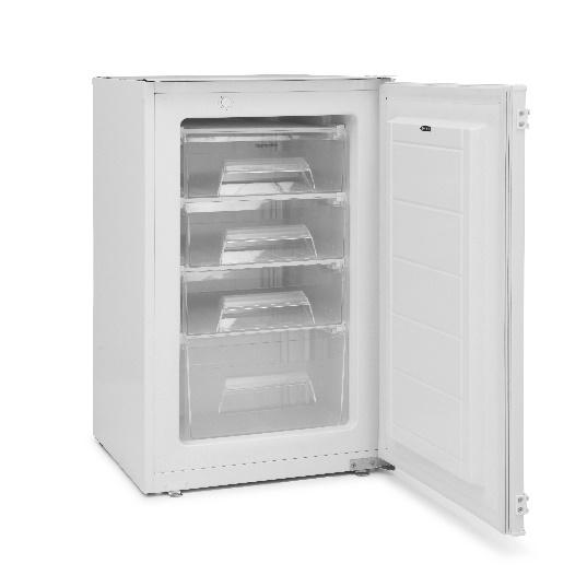 MONTPELLIER MITF88 IN COLUMN FITTED FREEZER image