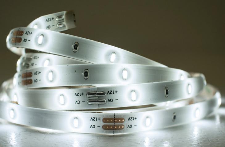 Lighting 2m Soldan flexible LED strip light kit image