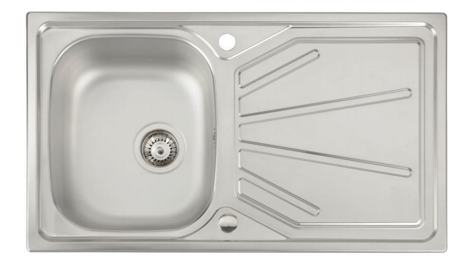 Sinks & Taps TRYDENT 1.0 BOWL KITCHEN SINK image