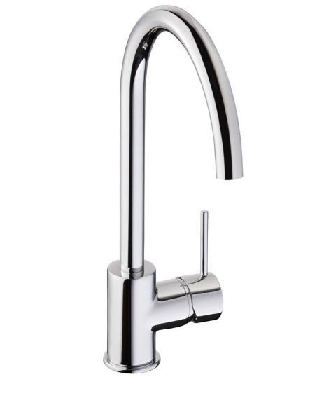 Sinks & Taps SEVERN KITCHEN SINK MIXER TAP image