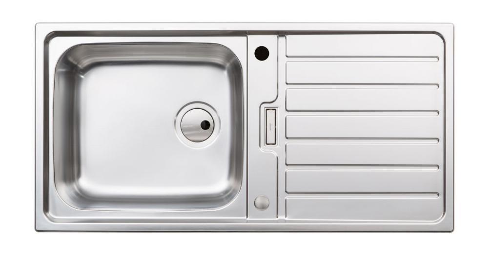 Sinks & Taps NERON 1.0 BOWL KITCHEN SINK image