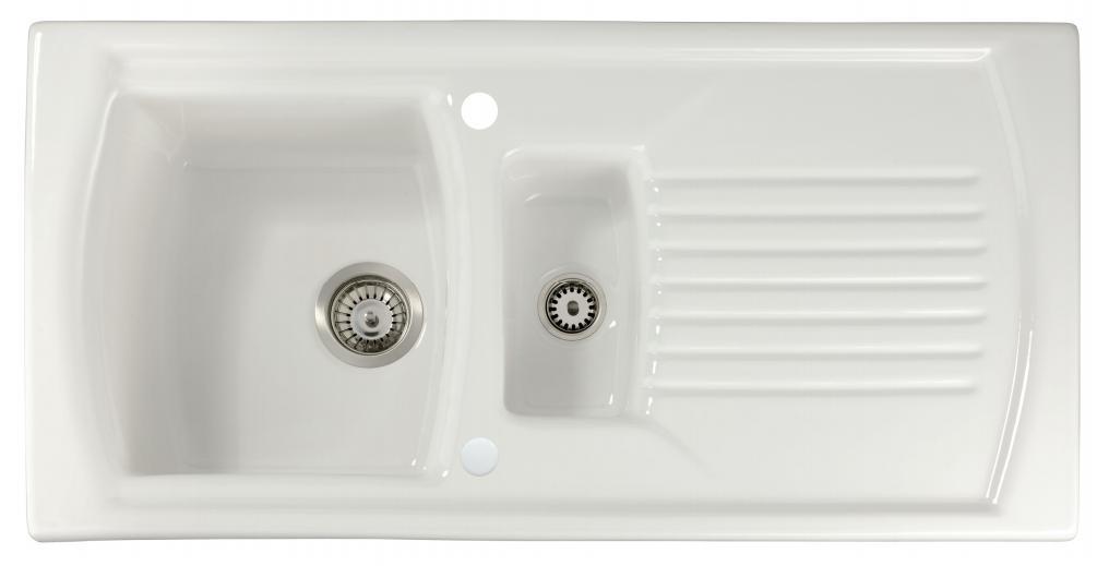 Sinks & Taps TATTON 1.5 BOWL KITCHEN SINK image