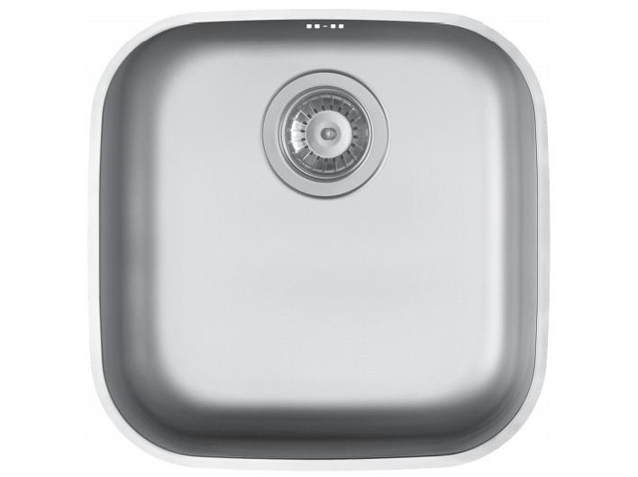 Sinks & Taps STEAM 1.0 BOWL UNDERMOUNT KITCHEN SINK image