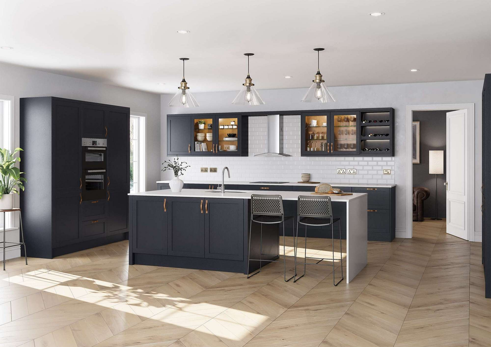 Cost Guide for a New Fitted Kitchen UK 2021 image