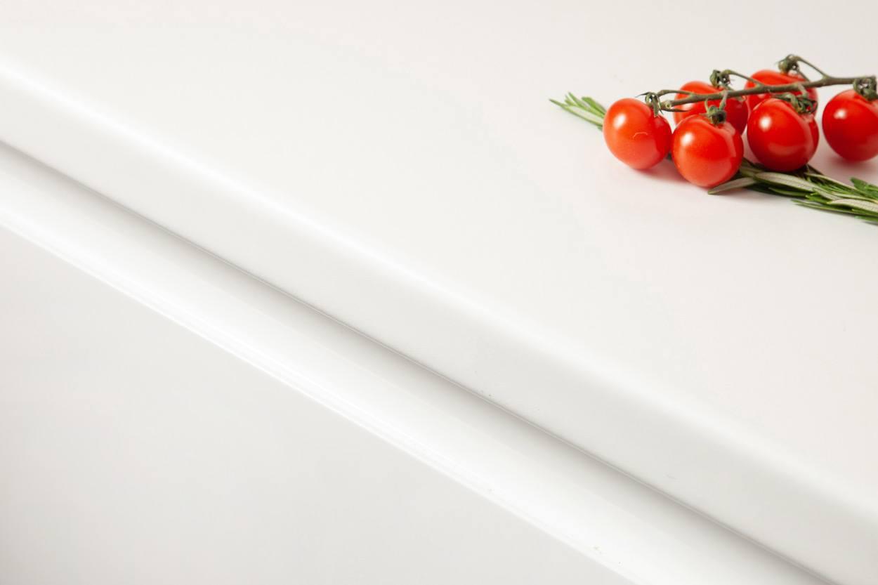 White Worktops image