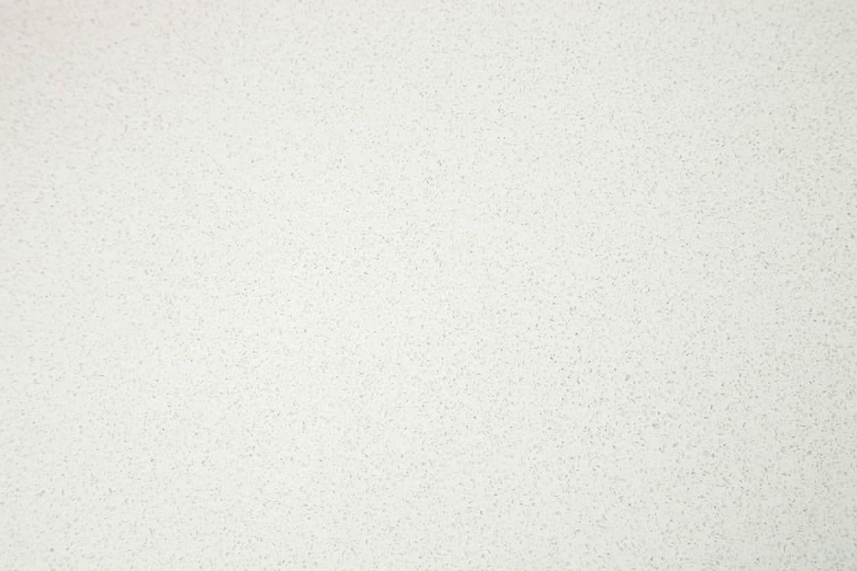 White Quartz Solid Laminate Worktops image