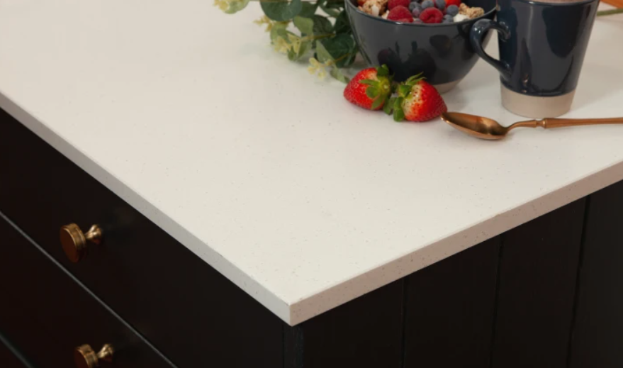 Arctic Solid Surface Kitchen Worktops image